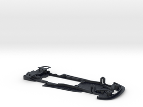 3D Chassis - Carrera Ford GT (Combo) in Black PA12