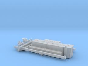 Turmdrehkran Kirow Rapid III-1 - Gegengewicht und  in Smooth Fine Detail Plastic