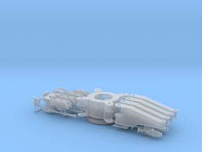 Turmdrehkran Kirow Rapid III-1 - Unterwagen in Smooth Fine Detail Plastic