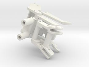 Frontlift for ERTL John Deere Precision 8000 serie in White Natural Versatile Plastic