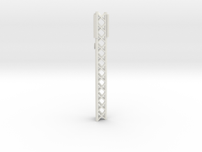 Phone Cell Tower 1/48 in White Natural Versatile Plastic