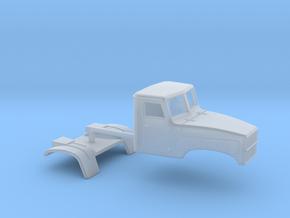 1:120 Krazz 255 B 6x6 Kabine und kotflügel 1:120 in Smooth Fine Detail Plastic