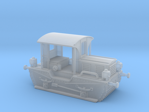 1:120 Köf Lok  Schwarzkopf  V 6010 DRG in Smooth Fine Detail Plastic