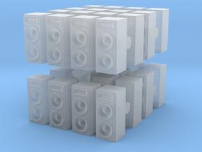 Stage Speaker (x32) 1/220 in Smooth Fine Detail Plastic