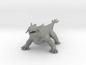 Krayt Dragon 6mm monsters Infantry Epic micro mini in Gray PA12