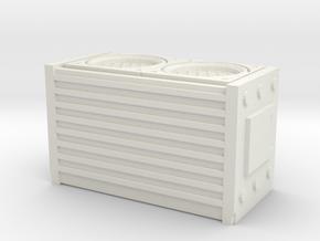 HEPA Air Filtration Unit 1/12 in White Natural Versatile Plastic