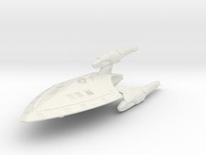 Momoa Class B HvyCruiser in White Natural Versatile Plastic