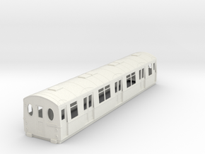 o-43-district-f-double-ended-motor-coach in White Natural Versatile Plastic