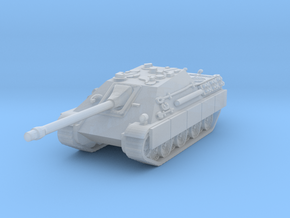 Jagdpanther early (schurzen) 1/200 in Smooth Fine Detail Plastic