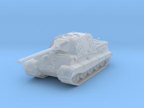 Jagdtiger 1/120 in Smooth Fine Detail Plastic