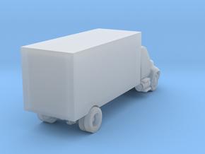 Durastar Refrigerator Truck - Zscale in Smooth Fine Detail Plastic