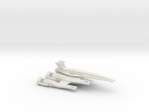 Nomad-D SR-II in White Natural Versatile Plastic