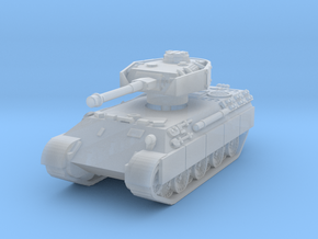 Bergepanther IV Sdkfz 179 1/160 in Smooth Fine Detail Plastic