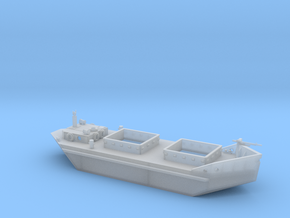1/144th scale Ladoga Tender in Smooth Fine Detail Plastic