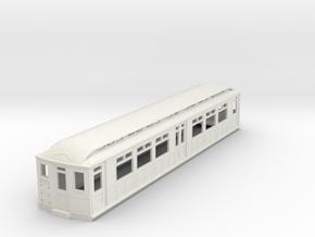 o-76-district-c-stock-driver-trailer-coach in White Natural Versatile Plastic