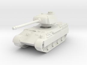 Panther A (schurzen) 1/120 in White Natural Versatile Plastic
