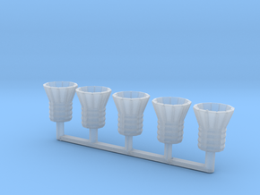 Ansaugtrichter in Smoothest Fine Detail Plastic
