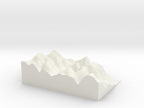 סיוון in White Natural Versatile Plastic
