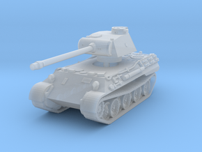Panther D 1/160 in Smooth Fine Detail Plastic