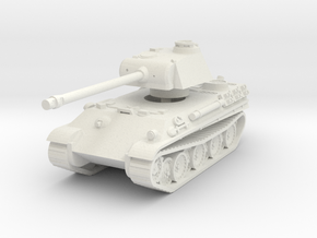 Panther G 1/76 in White Natural Versatile Plastic