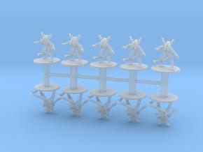 Alien Xenomorphs 6mm Infantry Epic miniature set in Smooth Fine Detail Plastic