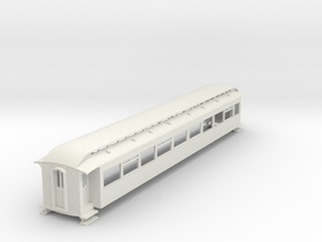 o-87-ly-d57-southport-emu-trailer-1st-coach in White Natural Versatile Plastic