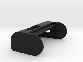 Lefty Body - Mechanical Bottom feeder in Black Natural Versatile Plastic