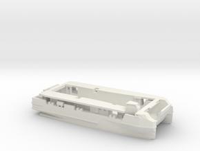 EDA-R 1:400 in White Natural Versatile Plastic