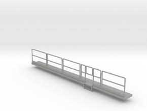 CC8800 RH walkway assembly in Aluminum