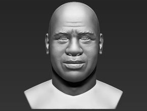 Magic Johnson bust  in White Natural Versatile Plastic