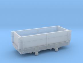 Penrhyn Quarry Railway fullersite wagon 009 in Smooth Fine Detail Plastic