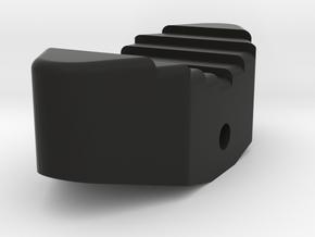 F 18 throttle toggle cap in Black Natural Versatile Plastic