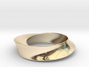Umibilica in 14K Yellow Gold