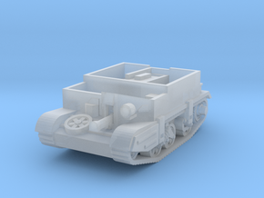 Universal Carrier MkIII 1/220 in Smooth Fine Detail Plastic