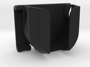 DigitalOne Stethoscope Belt Clip  in Black Natural Versatile Plastic