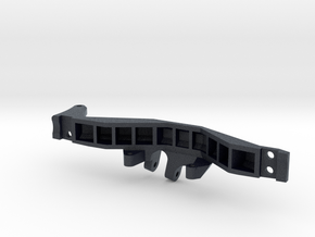 Axial SCX10 Axle Truss - Extended Panhard in Black PA12