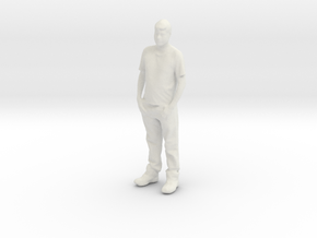 Printle C Homme 2890 - 1/24 in White Natural Versatile Plastic