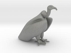 O Scale Vulture in Gray PA12