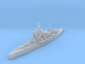 HMS Warspite 1/1800 in Smooth Fine Detail Plastic