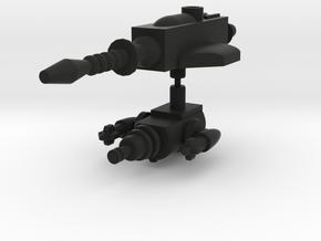 Doomtech Weapons in Black Natural Versatile Plastic: Large