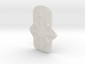 PM-56 PROTECT in White Natural Versatile Plastic