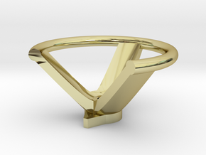 401P01 in 18K Yellow Gold