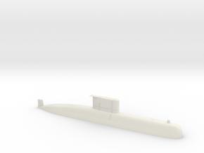 Type 209 1:350 in White Natural Versatile Plastic
