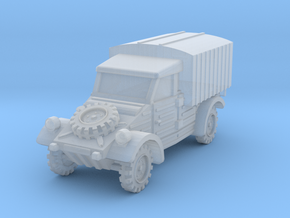 Kubelwagen Type 28 1/285 in Smooth Fine Detail Plastic