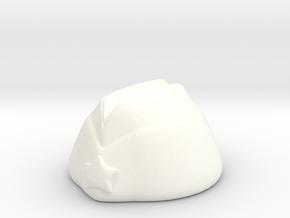 Pilotka in White Processed Versatile Plastic