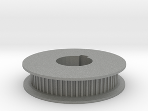 GT2 Encoder Timing Pulley in Gray PA12