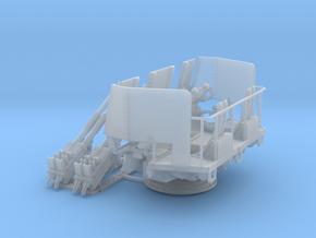 Quad Bofor Shielded kit 1/36 in Smooth Fine Detail Plastic