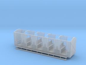 RNAD Toastrack Original Condition in Smooth Fine Detail Plastic