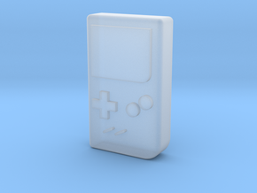 """1/10 SCALE """"GAME BOY""""  in Smoothest Fine Detail Plastic: 1:10"""