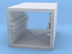 Aufzug Zwischengeschoß, Beton in Smooth Fine Detail Plastic